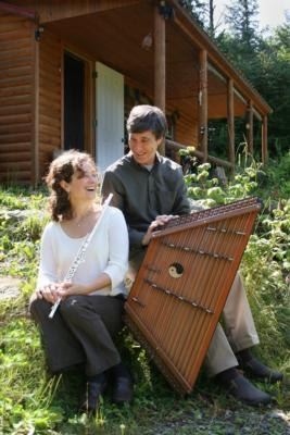 Shady Rill - Tom Mackenzie And Patti Casey | Adamant, VT | Folk Singer | Photo #2