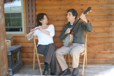 Shady Rill - Tom Mackenzie And Patti Casey | Adamant, VT | Folk Singer | Photo #5