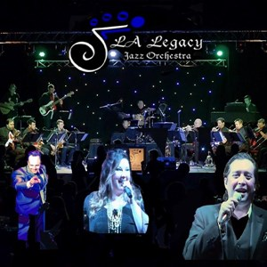 East Carroll 80s Band | La Legacy Jazz Orchestra