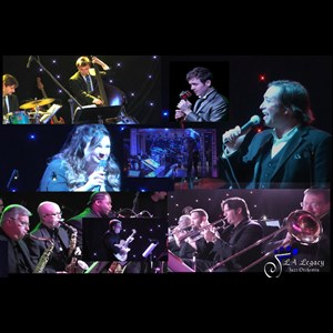 Mc Gehee Swing Band | La Legacy Jazz Orchestra