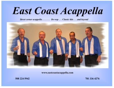 East Coast Acappella | Pembroke, MA | A Cappella Group | Photo #3