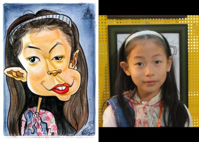 Caricatures By Eric Goodwin | San Diego, CA | Caricaturist | Photo #10