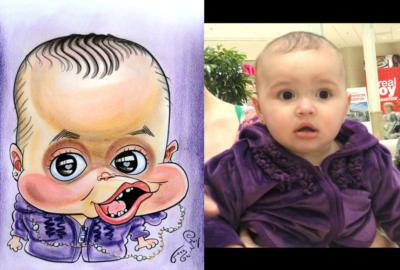 Caricatures By Eric Goodwin | San Diego, CA | Caricaturist | Photo #14