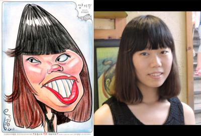 Caricatures By Eric Goodwin | San Diego, CA | Caricaturist | Photo #3