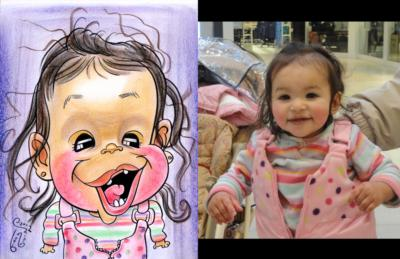 Caricatures By Eric Goodwin | San Diego, CA | Caricaturist | Photo #24