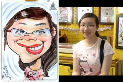 Caricatures By Eric Goodwin | San Diego, CA | Caricaturist | Photo #4