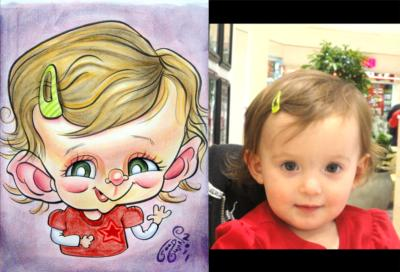 Caricatures By Eric Goodwin | San Diego, CA | Caricaturist | Photo #1