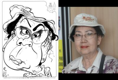Caricatures By Eric Goodwin | San Diego, CA | Caricaturist | Photo #17