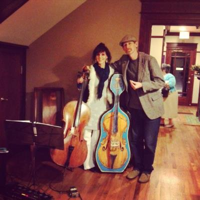 Sharon Gerber Celloasis | Greenville, SC | Cello | Photo #13