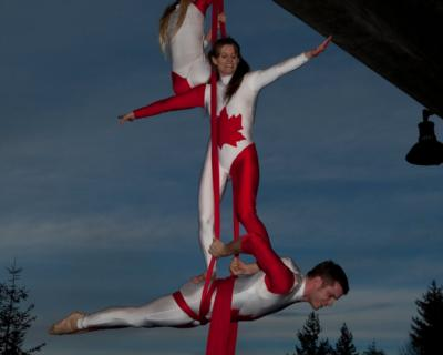 The Circus Aerials Society | Vancouver, BC | Acrobat | Photo #15