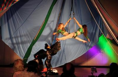 The Circus Aerials Society | Vancouver, BC | Acrobat | Photo #10