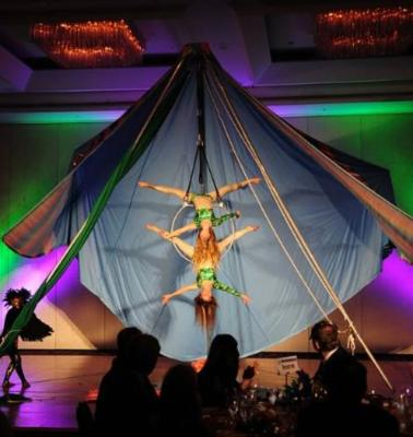 The Circus Aerials Society | Vancouver, BC | Acrobat | Photo #11