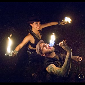 Cincinnati Fire Dancer | Balefire - Fire And Dance Performance