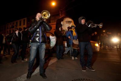 No Small Money Brass Band | Brooklyn, NY | African Band | Photo #2