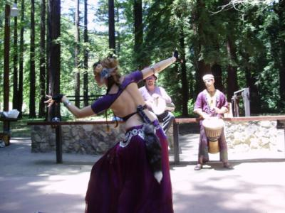 Chandala Shiva | Boulder Creek, CA | Belly Dancer | Photo #7