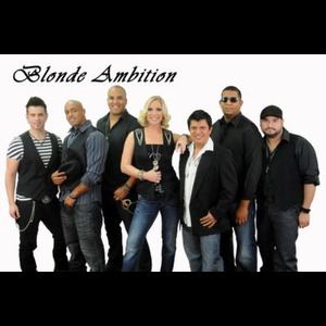 Blonde Ambition - Top 40 Band - Orlando, FL