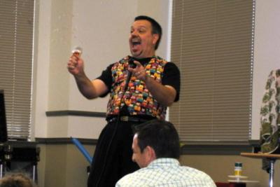 Johnny-O! | Martinsburg, WV | Magician | Photo #8
