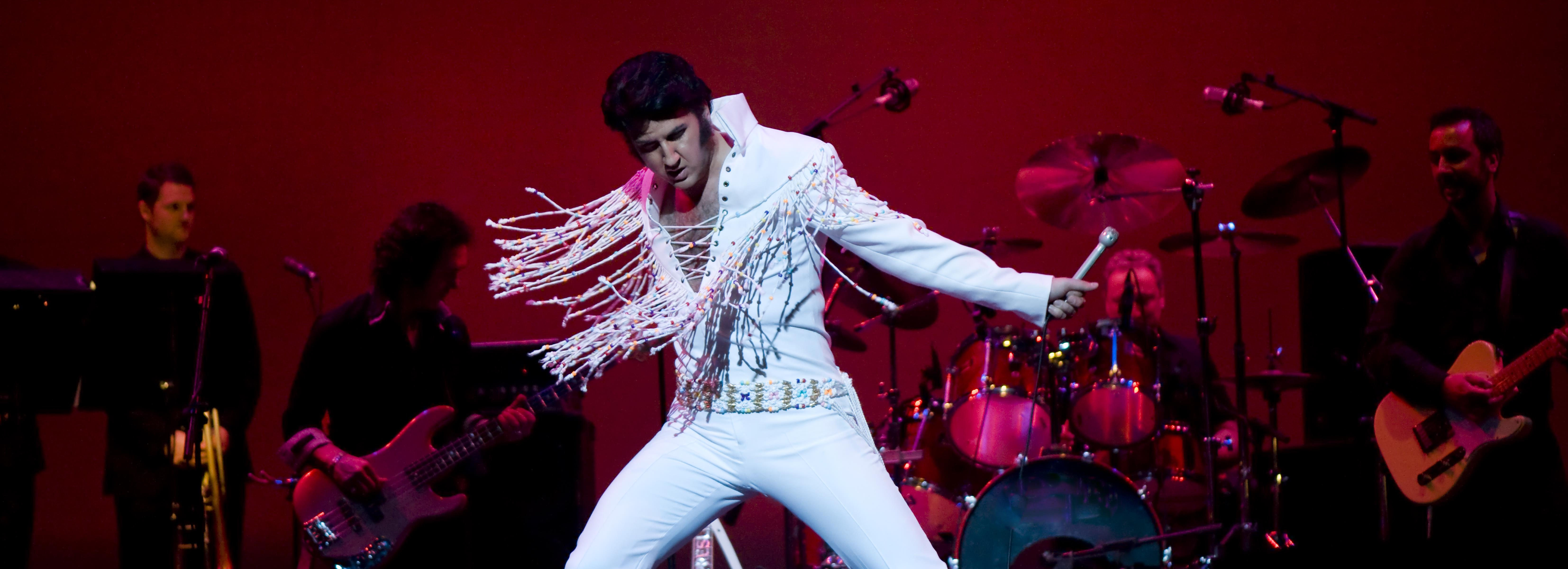 Mark Anthony-Professional Elvis Tribute Artist