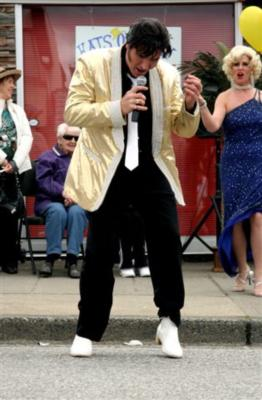 Ronnie Scott - Iconic Tributes | Vancouver, BC | Elvis Impersonator | Photo #4