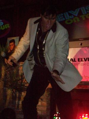 Ronnie Scott - Iconic Tributes | Vancouver, BC | Elvis Impersonator | Photo #3