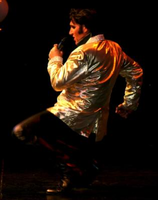 Ronnie Scott - Iconic Tributes | Vancouver, BC | Elvis Impersonator | Photo #1