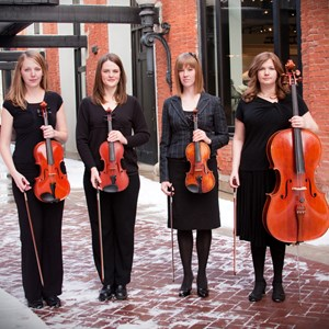Wellsville String Quartet | Strings Of Elegance