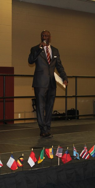 Shawn Taylor Speaks Global - Motivational Speaker - Southfield, MI