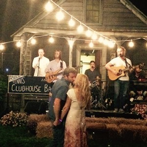Lawnside Wedding Band | The Clubhouse Band