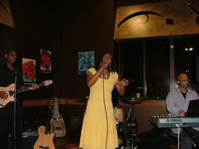 Sendy Brown | Upper Marlboro, MD | Jazz Singer | Photo #8