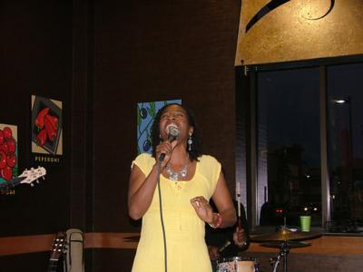 Sendy Brown | Upper Marlboro, MD | Jazz Singer | Photo #5