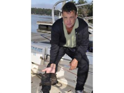 Diving For Prehistoric Creatures Of The Southeast | Savannah, GA | Business Speaker | Photo #10