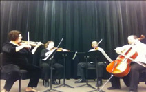 Strings, Etc! | Sharpsburg, MD | Chamber Music String Quartet | Trumpet Tune Quartet