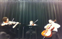 Strings, Etc! | Sharpsburg, MD | Chamber Music String Quartet | Trumpet Tune Purcell
