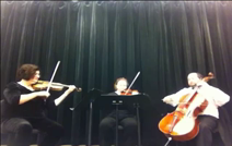 Strings, Etc! | Sharpsburg, MD | Chamber Music String Quartet | Trio-LaRejouissance