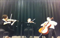 Strings, Etc! | Sharpsburg, MD | Chamber Music String Quartet | Canon in D Trioversion