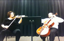 Strings, Etc! | Sharpsburg, MD | Chamber Music String Quartet | Andante from Schubert