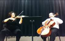 Strings, Etc! | Sharpsburg, MD | Chamber Music String Quartet | Canon in D Duo