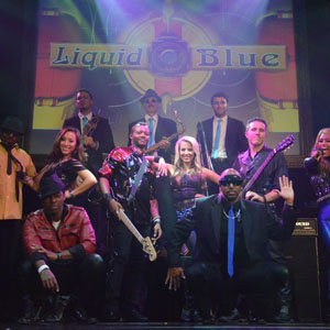 Liquid Blue - Cover Band - San Diego, CA