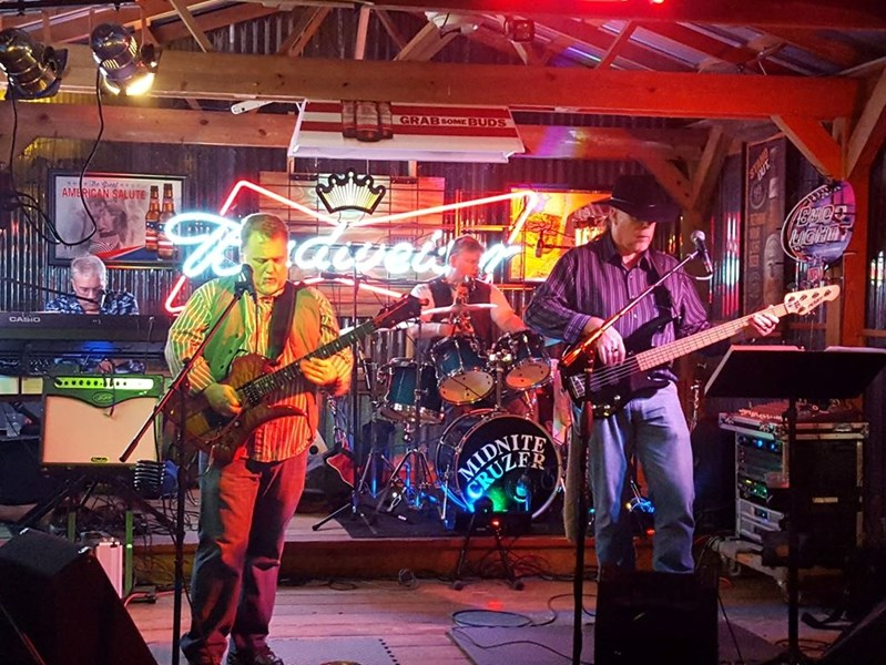 Midnite Cruzer Band - Classic Rock Band - Lawrenceville, GA