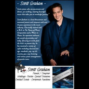 Houston, TX Pianist | Scott Graham Piano