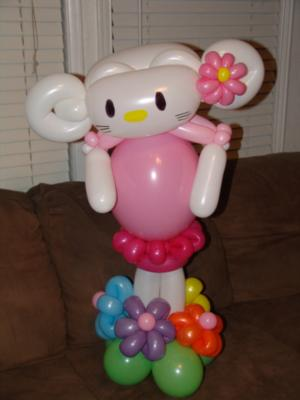 Golly Jolly | Irving, TX | Balloon Twister | Photo #8