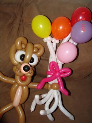 Golly Jolly | Irving, TX | Balloon Twister | Photo #9