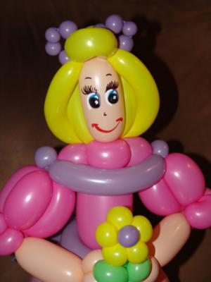 Golly Jolly | Irving, TX | Balloon Twister | Photo #15
