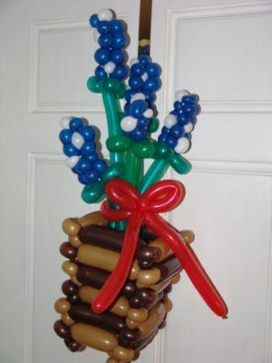 Golly Jolly | Irving, TX | Balloon Twister | Photo #14