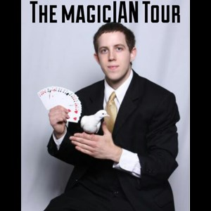 Orange Magician | MagicIAN (Ian Galloway)
