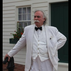 Mark Twain Himself Show - Humorist - Hannibal, MO