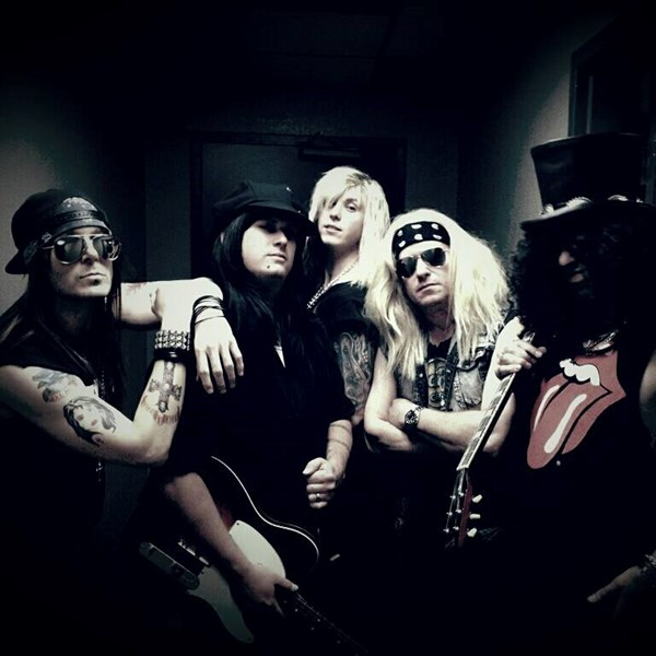 Paradise City (Guns N' Roses Tribute) - Rock Band - San Diego, CA