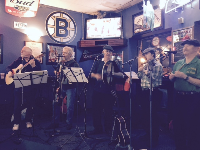Boston Rovers - Celtic Band - Wilmington, MA