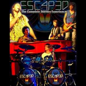 Escaped - The Complete Journey Experience - Journey Tribute Band - Scottsdale, AZ
