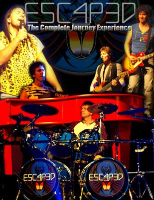 Escaped - The Complete Journey Experience | Scottsdale, AZ | Journey Tribute Band | Photo #1